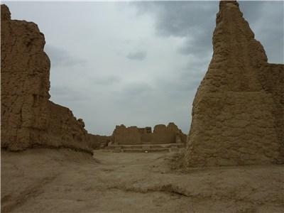 お寺の跡地