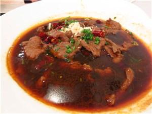 牛肉の水煮