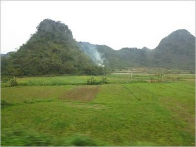 桂林のような山